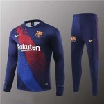 Survetement Barcelone 2019-20 Navy blue