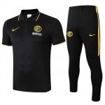 Maillot Polo Inter Milan 2019-20 black