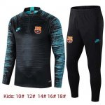 Enfant Survetement Barcelone 2019-20 black
