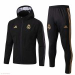 Veste A Capuche Real Madrid Windrunner 19-20 black