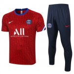 Maillot Survetement Barcelone 2020-21 red