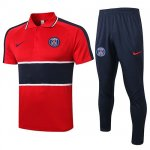 Maillot Polo PSG 2020-21 blue
