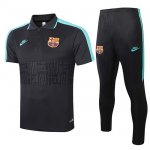 Maillot Polo Barcelone 2020-21 black