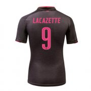 Maillot Arsenal UCL Lacazette Third 2017 2018