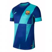 Maillot Barcelone Short Top Blue