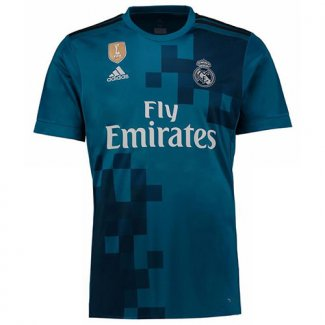 Maillot Real Madrid Third 2017 2018