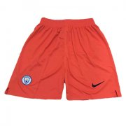 Shorts Manchester City Orange Gardien 2018-19