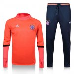 Survetement Bayern Munich 2016 2017 Orange
