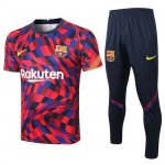 Maillot Survetement Barcelone 2020-21 Red stripes