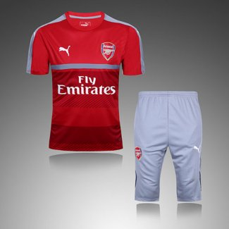 Maillot Survetement Arsenal 2016 2017 Red
