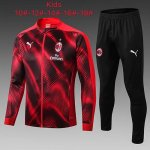 Enfant Veste AC Milan 19-20 red