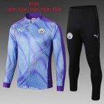 Enfant Veste Manchester City 19-20 purple