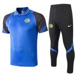 Maillot Polo Inter Milan 2020-21 blue
