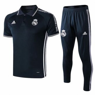 Maillot Polo Real Madrid 19-20 Dark blue