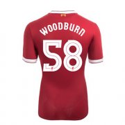 Maillot Liverpool UCL Woodburn Domicile 2017 2018