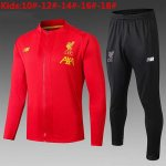 Enfant Veste Liverpool 19-20 red