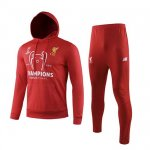 Sweat A Capuche Liverpool 19-20 red