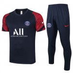 Maillot Polo PSG 2020-21 Dark blue red