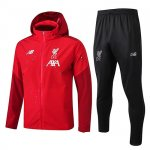Veste A Capuche Liverpool Windrunner 2019-20 red