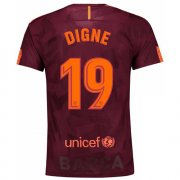 Maillot Barcelone Digne Third 2017 2018