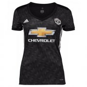 Maillot Manchester United Femme Exterieur 2017 2018