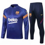 Survetement Barcelone 2020-21 blue