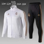 Enfant Veste Real Madrid 19-20 White