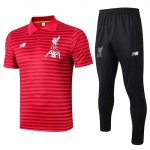 Maillot Polo Liverpool 19-20 red