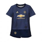 Maillot Third Manchester United 2018-19 - Enfant