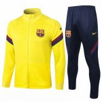 Veste Barcelone 2020-21 yellow