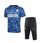 Maillot Survetement Inter Milan 19-20 blue