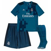 Maillot Real Madrid Enfant Third 2017 2018