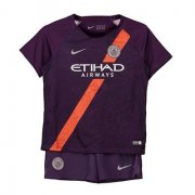 Maillot Third Manchester City Enfant 2018-19