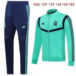Enfant Veste Real Madrid 2019-20 green