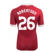 Maillot Liverpool UCL Robertson Domicile 2017 2018