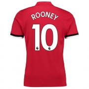 Maillot Manchester United Rooney Domicile 2017 2018