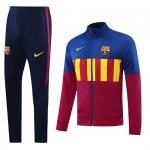 Veste Barcelone 2020-21 blue red