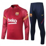 Survetement Barcelone 2020-21 red