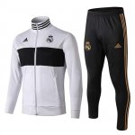 Veste Real Madrid 19-20 Blanc noir