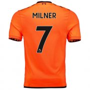 Maillot Liverpool Milner Third 2017 2018