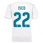 Maillot Real Madrid isco Domicile 2017 2018