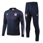 Survetement Bayern Munich 2017 2018 Navy blue