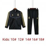 Enfant Veste Real Madrid 2019-20 black