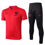Maillot Survetement PSG 19-20 red