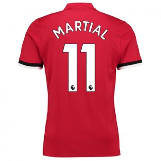 Maillot Manchester United Martial Domicile 2017 2018