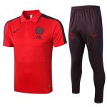 Maillot Polo PSG 2020-21 red