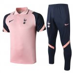 Maillot Polo Tottenham Hotspur 2020-21 Pink