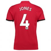 Maillot Manchester United Jones Domicile 2017 2018