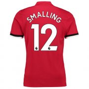 Maillot Manchester United Smalling Domicile 2017 2018
