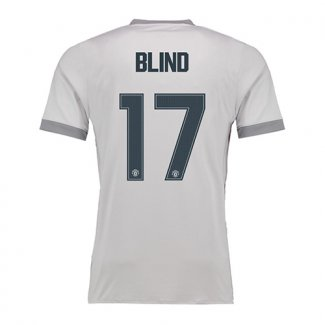 Maillot Manchester United UCL Blind Third 2017 2018